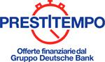Logo della società finanziaria di Deutsche Bank Prestitempo