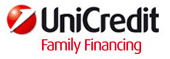 Unicredit Family Financing Logo