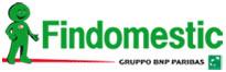 """Nuovo logo Findomestic Banca SpA - Prestiti Online """"Come Voglio"""" - Cessione del Quinto dello Stipendio e della Pensione"""