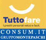 Logo dei prestiti Tuttofare di Consum.it