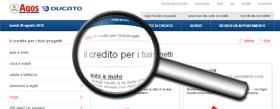 Analisi dei prestiti personali di Agos Ducato