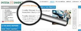 Analisi del prestito personale Prestito Giovani di Moneta S.p.A. (Intesa SanPaolo)