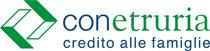 Logo della società finanziaria ConEtruria