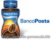 Scheda di analisi del finanziamento personale Prestito BancoPosta