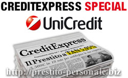 Analisi del prestito personale CreditExpress Special di Unicredit
