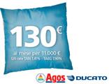 Nuova promozione prestiti Agos Ducato