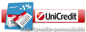 Analisi del prestito personale CreditExpress Premium di UniCredit SpA