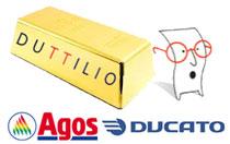 Duttilio Gold di Agos Ducato