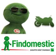 Prestito personale Findomestic Moto