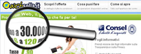 Prestito Pronto Tuo Web di WebSella.it