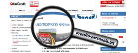 CreditExpress Giovani: analisi del prestito UniCredit per giovani