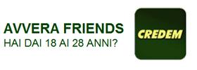 Prestito per giovani Avvera Friends di Credem: analisi