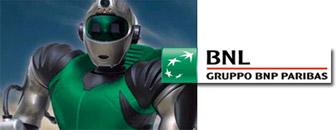 Cash Transformer di BNL - Gruppo BNP Paribas