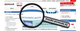 CreditExpress Master di UniCredit SpA: analisi delle condizioni del prestito