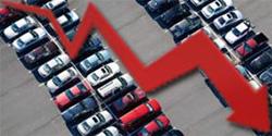 Calo nel mercato auto in Italia: i giovani i più colpiti dalla crisi