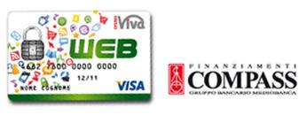 Carta Viva Web di Compass: nata per l'e-commerce