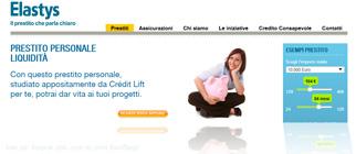 Elastys.it: Prestito Personale Liquidità
