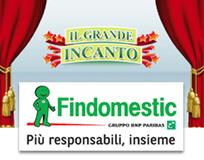 Findomestic Banca: concorso Il Grande Incanto