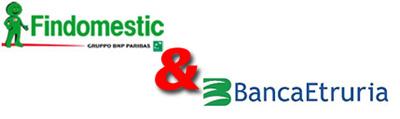 Findomestic Banca: accordo commerciale con Banca Etruria