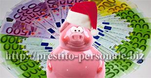 Prestiti personali per il Natale 2011