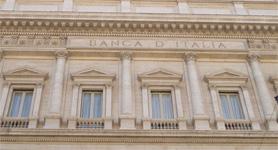 Palazzo Koch: sede ufficiale della Banca d'Italia
