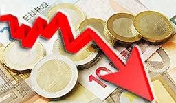 Calo della domanda di prestiti