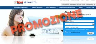 Prestiti Personali Agos Ducato: offerta in promozione a Marzo 2012