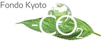 Logo del Fondo Kyoto per l'efficienza energetica
