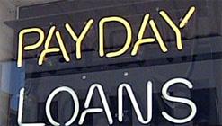 Prestiti Payday: dall'Inghilterra in tempo di crisi