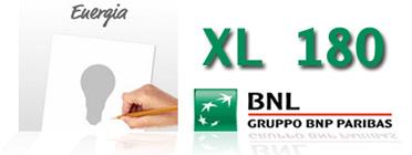 Prestito fotovoltaico BNL Energia XL 180
