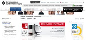 Prestito Computer ZERO di Bper per studenti