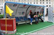 Prestiti Compass: promozione Panchina Azzurra a Milano