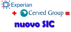 Nuovo SIC con Experian Cerved Group S.p.A.