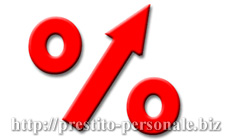Prestiti: tassi in aumento