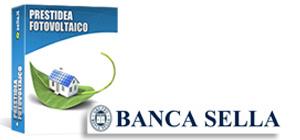 Prestito Prestidea Fotovoltaico di Banca Sella