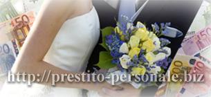 Prestiti per matrimonio e cerimonie