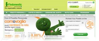 Promozione Findomestic: prestito Come Voglio in Offerta a Maggio 2012