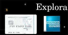 Carta Explora di American Express