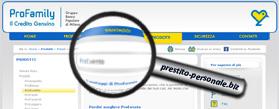 Prestiti Profamily Proevento Per Liberi Professionisti