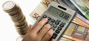 Prestiti alle famiglie: debito medio in aumento