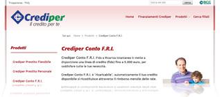 Crediper Conto F.R.I.: analisi del fido revolving di BCC Credito Consumo