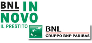 Nuovo Prestito In Novo di BNL
