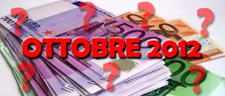 Prestiti e Finanziamenti in offerta ad Ottobre 2012: le migliori promozioni