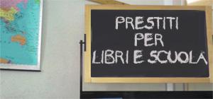 Prestiti per libri e scuola a confronto