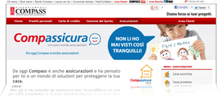Compassicura: assicurazioni casa e persona da Compass-Europ Assistance