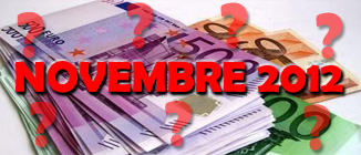 Promozioni prestiti e finanziamenti di Novembre 2012: le migliori offerte