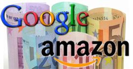 Prestiti Amazon e Google: nuove idee di banca