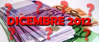 Offerte prestiti e finanziamenti di Dicembre 2012: le migliori promozioni