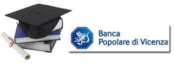 Prestiti agevolati per studio della Banca Popolare di Vicenza