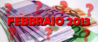 Confronto preventivi migliori prestiti da 10.000 euro a Febbraio 2013